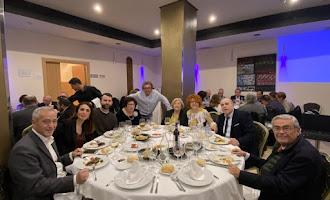 Homenaje al periodista Antonio Torres
