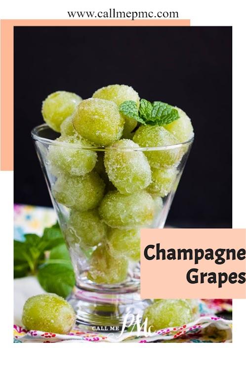 Sugar Champagne Grapes