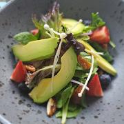 House Salad (V, VG & GF)