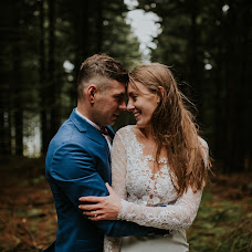 Wedding photographer Joanna Jaskólska (JoannaJaskols). Photo of 21.11.2016