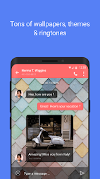 TextNow - free text + calls APK screenshot thumbnail 7