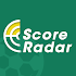 Score Radar:Soccer Live Score and Match Predictor