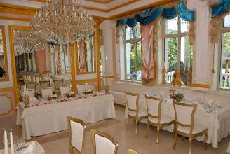 Photo: Разкошна сватба-огледала, полилеи и зашеметяваща красота - сватбата на Таня и Росен -06.10.2012 - ресторант Вила Марциана!