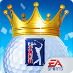 King of the Course Golf Icon