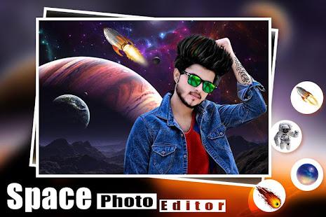 Download Space Photo Editor - Galaxy Photo Editor 2020 For PC Windows and Mac apk screenshot 3