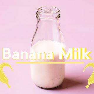 Banana Milk Recipe