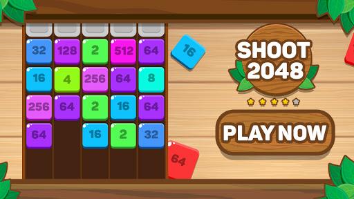 2048 Shoot & Merge Block Puzzle painmod.com screenshots 23