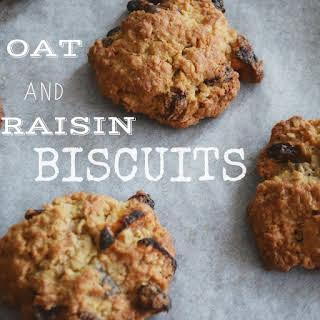 Oat Cookies.