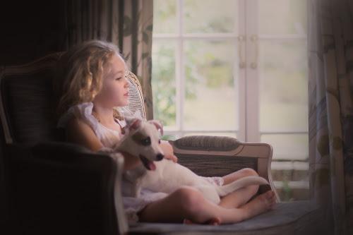 Inside Story by Lazarina Karaivanova - Babies & Children Child Portraits
