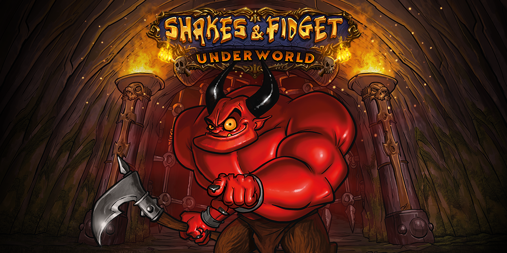 Shakes and Fidget- screenshot