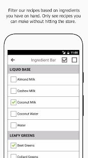 Daily Blends Recipes Screenshot