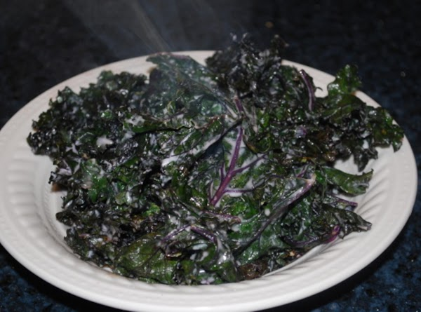 Grilled Coconut Kale Recipe