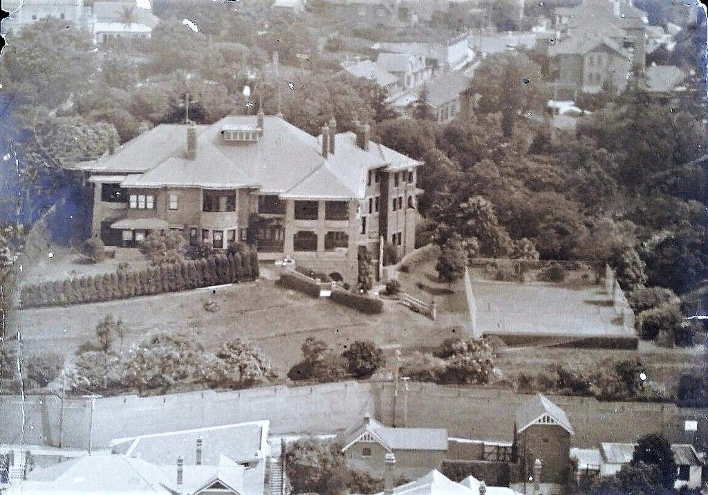 Hopewood House, 13-15 Thornton Street, Darling Point, Sydney, N.S.W.
