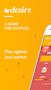 Desire - the game for couples Screenshot