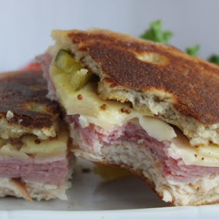 Cubano International Sandwich