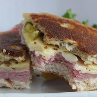 Cubano International Sandwich.