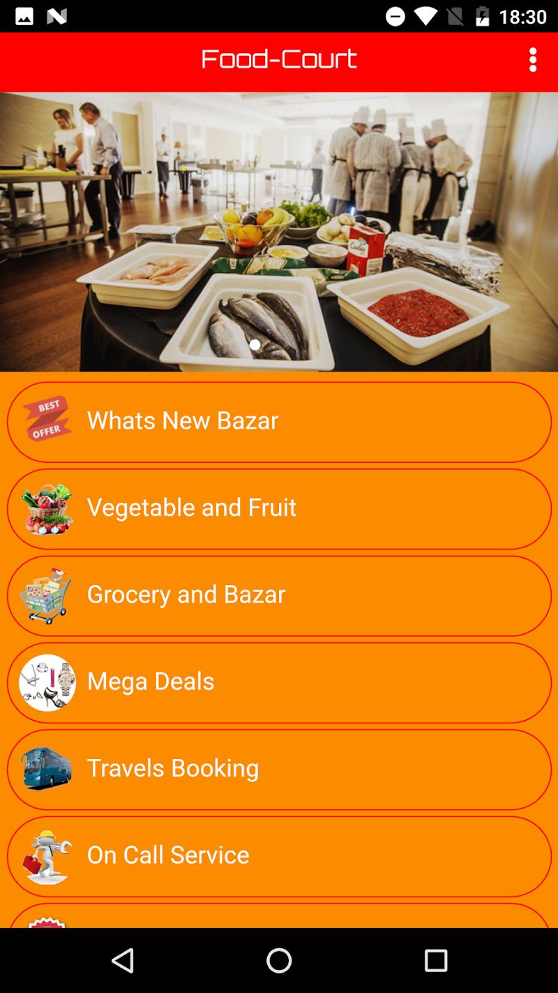 Скриншот Siwan Bazar