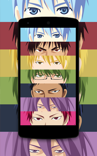 Kuroko Basket Wallpapers  screenshots 3
