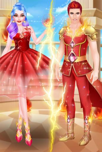 Ice VS Fire Princess Makeup 1.0.2192 screenshots 12