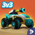 Tank Raid Online Premium - 3v3 Battles icon