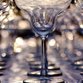 The_Glass by Shashank Sharma - Artistic Objects Glass ( abstract, patterns, champagne glasses, wedding, glass, shapes )