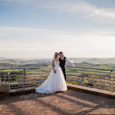 Jurufoto perkahwinan Tiziana Nanni (tizianananni). Foto pada 28.10.2019