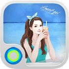 Summer Blue - Hola Theme icon