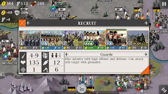 European War 4: Napoleon Mod Apk 1.4.20 2