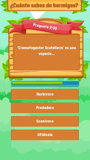 u00bfCuanto Sabes De Hormigas? - Trivial  screenshots EasyGameCheats.pro 4