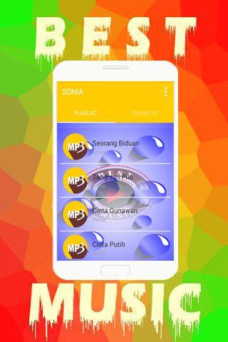 Lagu Sonia Mp3 : sonia, Sonia, Malaysia, Telengkap, Download, Android, APKtume.com