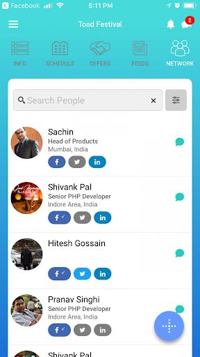 EventOnApp 10.1 screenshots 3