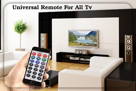Remote for All TV: Universal Remote Control 1