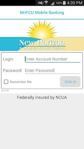 NHFCU Mobile Banking screenshot 0
