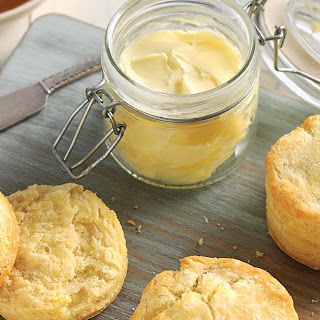 Gluten-Free Biscuits made with baking mix
