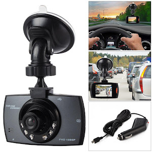 Camera auto Full HD Night Vision + Car Kit Modulator G7 + Set ochelari condus