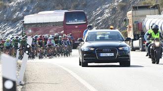 No habrá Vuelta a Almería.