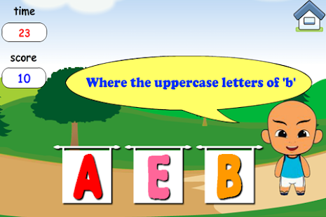 Know The letters together Upis - náhled