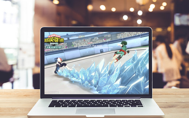 MHA Strongest Hero HD Wallpapers Game Theme