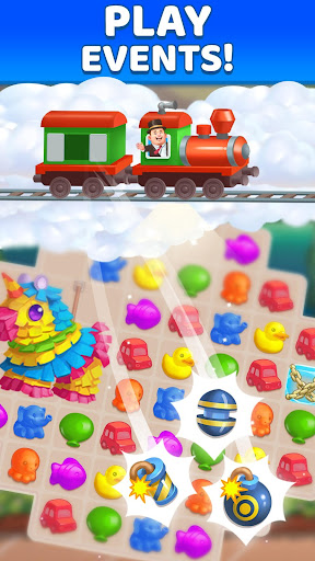 Funscapes: A Theme Park Game with Match 3 Puzzle 0.1.55 screenshots 7
