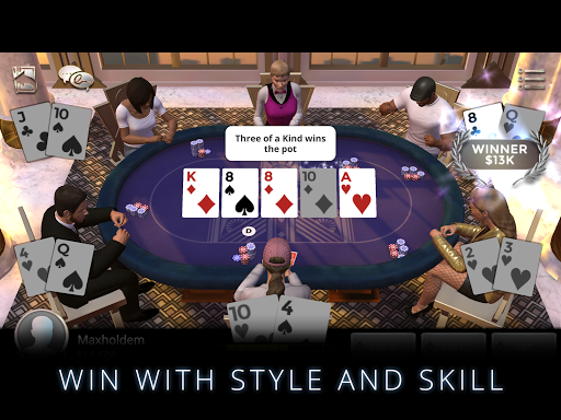 CasinoLife Poker - #1 Free Texas Holdem 3D 4.6.15932 screenshots 10
