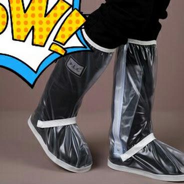 男士女士防雨鞋套