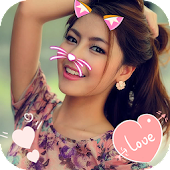 Cat Face Camera Editor - Photo Effect's