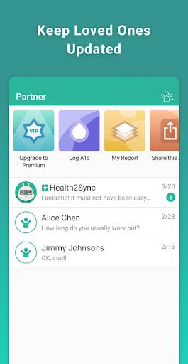 Health2Sync - Diabetes Care 1.12.11 screenshots 5