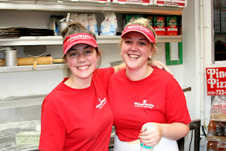Photo: Claire and Emily from Tipperary Ireland