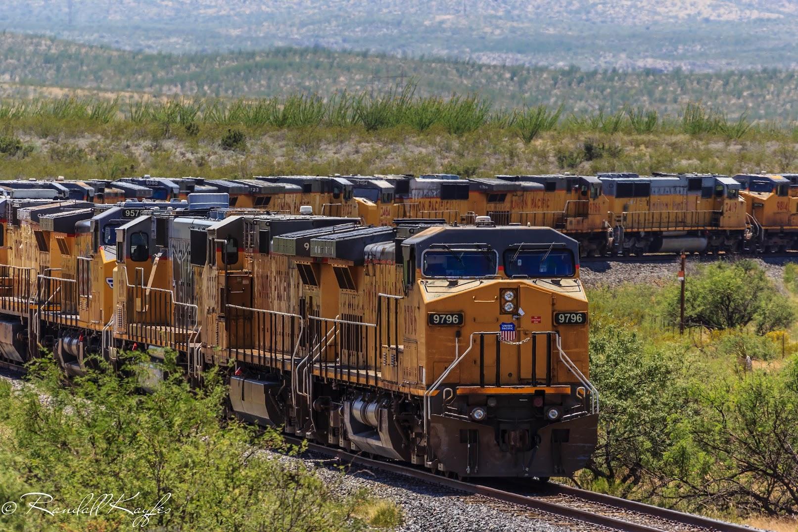 Locomotive Boneyard
