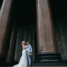 Wedding photographer Nikita Gusev (nikitagusev). Photo of 28.10.2017