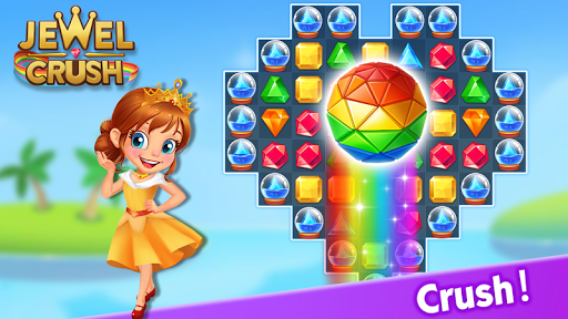 Jewel Crushu2122 - Jewels & Gems Match 3 Legend 4.0.5 screenshots 6