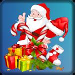 Santa Hat and Christmas Emoticons