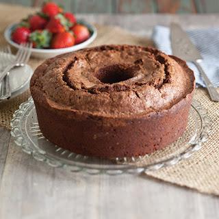 Chocolate Pound Cake Recipe