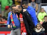 Franck Berrier doit arrêter sa carrière